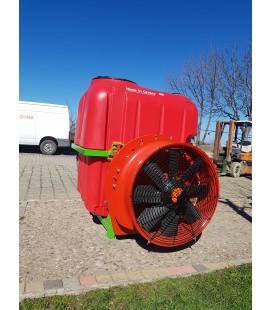Навесна вентилаторна пръскачка Agrosales 600 литра