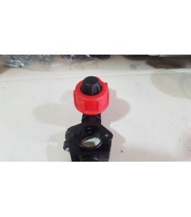 Пластмасова единична дюза с капкоуловител. Турция