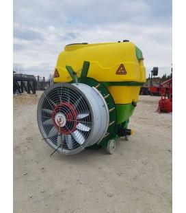 Вентилаторна пръскачка SPEEDY 600 с редуктор